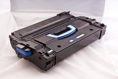 blå kassetthandtaglaser Arkivbild