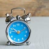 Blå klocka arkivbilder