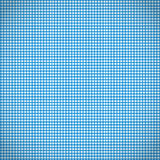 blå kontrollmodell Royaltyfri Foto