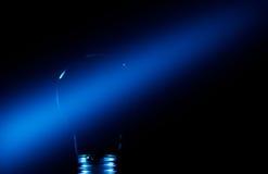 blå kula fotografering för bildbyråer