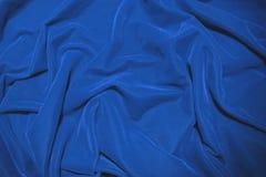 blå kunglig sammet royaltyfria bilder