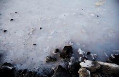 Blå lagun i Island, bakgrund arkivbild