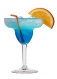 blå lagunwhite Arkivbilder