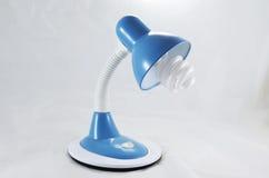 Blå lampisolat för färg Royaltyfri Bild
