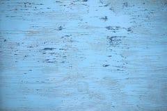 Blå lantlig wood textur fotografering för bildbyråer