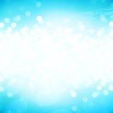 blå ljus sparkle vektor illustrationer