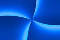 blå ljus wave för bakgrund Arkivbilder