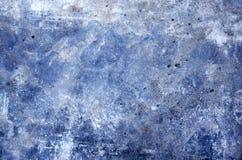 Blå målarfärgbakgrund arkivbilder