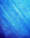 blå målarfärgtextur för bakgrund Royaltyfri Bild