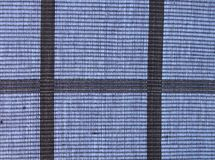 blå matt textur Arkivfoton