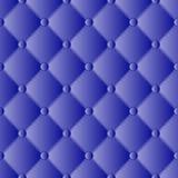 blå modell Royaltyfri Fotografi
