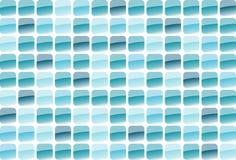 blå mosaik Royaltyfria Foton