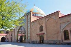 Blå moské i Yerevan Royaltyfri Fotografi