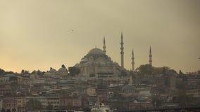 blå moskésikt