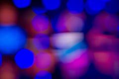 Blå och purpurfärgad bakgrund Arkivfoton