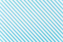 blå och vit linje modell Fotografering för Bildbyråer