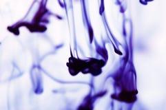 blå ogenomskinlighet Royaltyfri Foto