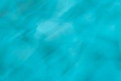 Blå ogenomskinlighet för abstrakt bakgrund Arkivfoto