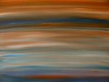 blå orange för bakgrund Arkivfoton