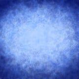 blå parchment Royaltyfri Foto
