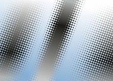 blå pricktextur Royaltyfria Bilder