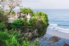 Blå punkt, Bali Fotografering för Bildbyråer