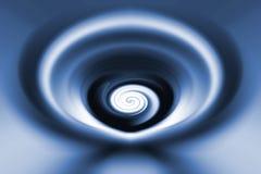 blå rotation för bakgrund Arkivfoton
