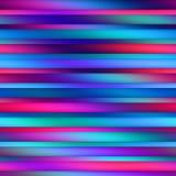 Blå sömlös abstrakt lutningmodell för rosa färger Arkivfoto