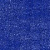 Blå sandsten belägger med tegel sömlös durktextur för bakgrund och design Fotografering för Bildbyråer