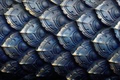 blå scale fotografering för bildbyråer