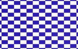 Blå schackbrädetexturbakgrund stock illustrationer