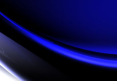 blå shine Royaltyfria Bilder