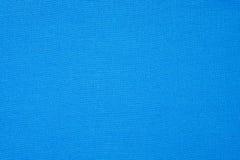 blå silk Arkivbild