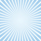 Blå solljusbakgrund Arkivfoton