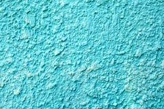 Blå stuckaturväggbakgrund som är passande för presentation, rengöringsduktempel, bakgrund och urklippsbokdanande fotografering för bildbyråer