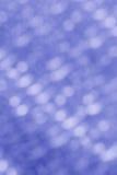 Blå suddig bakgrundstapet - materielbilder Royaltyfria Bilder