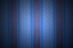 blå tapestry Arkivbild
