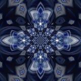 Blå tapet för hem och kontor vektor illustrationer