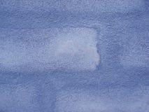 blå tegelstenvägg Royaltyfri Bild
