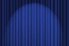 Blå texturerad bakgrund Royaltyfria Foton
