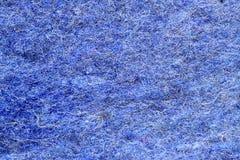 blå torkduk Royaltyfri Foto