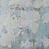 Blå träabstrakt bakgrund för Grunge Arkivbild
