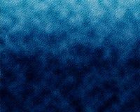blå tygjeanstextur Royaltyfri Foto