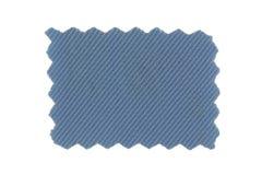blå tygprovkarta Royaltyfri Fotografi