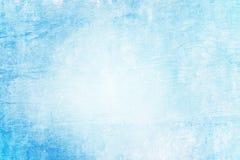 Blå urtvättad bakgrund Royaltyfria Foton