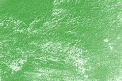 Blå väggtexturbakgrund med skrapor Royaltyfria Foton