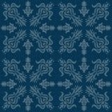 blå wallpaper Arkivfoton