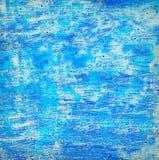 blå wallpaper Arkivbild