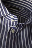 blå white Royaltyfria Bilder