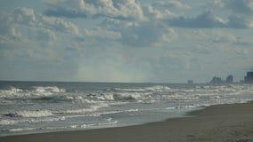 BLÅA ÄNGLAR för Myrtle Beach SC Arkivfoto
